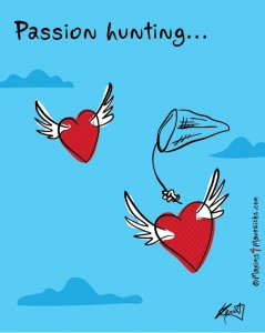 Passion-Hunting