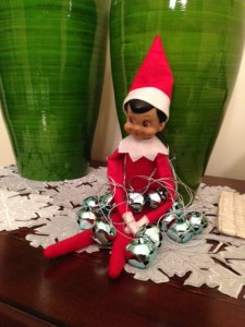 Our 2013 Christmas Home Tour - Dobbie Our Christmas Elf Sighting