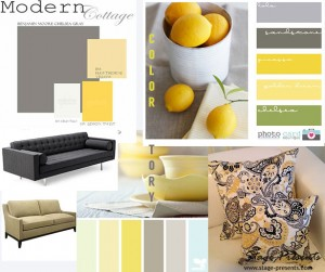 YELLOW COLOR STORY