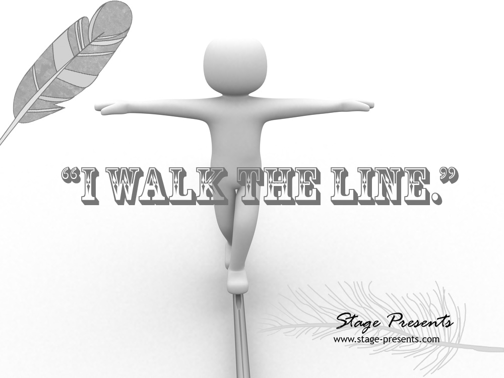 walktheline