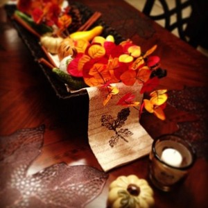 2013 Fall Centerpiece