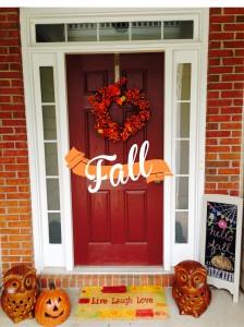 2014 Fall Door