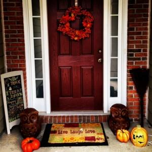 2012 Fall Door