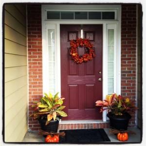 2013 Fall Door