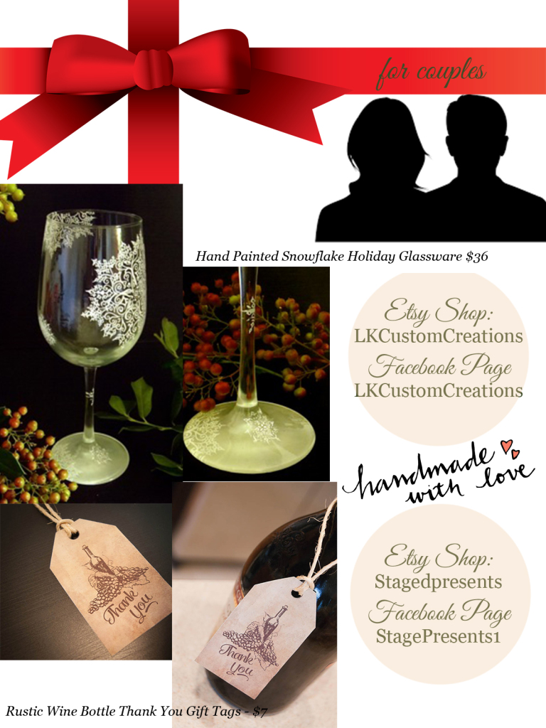 Holiday Gift Guide For Couples