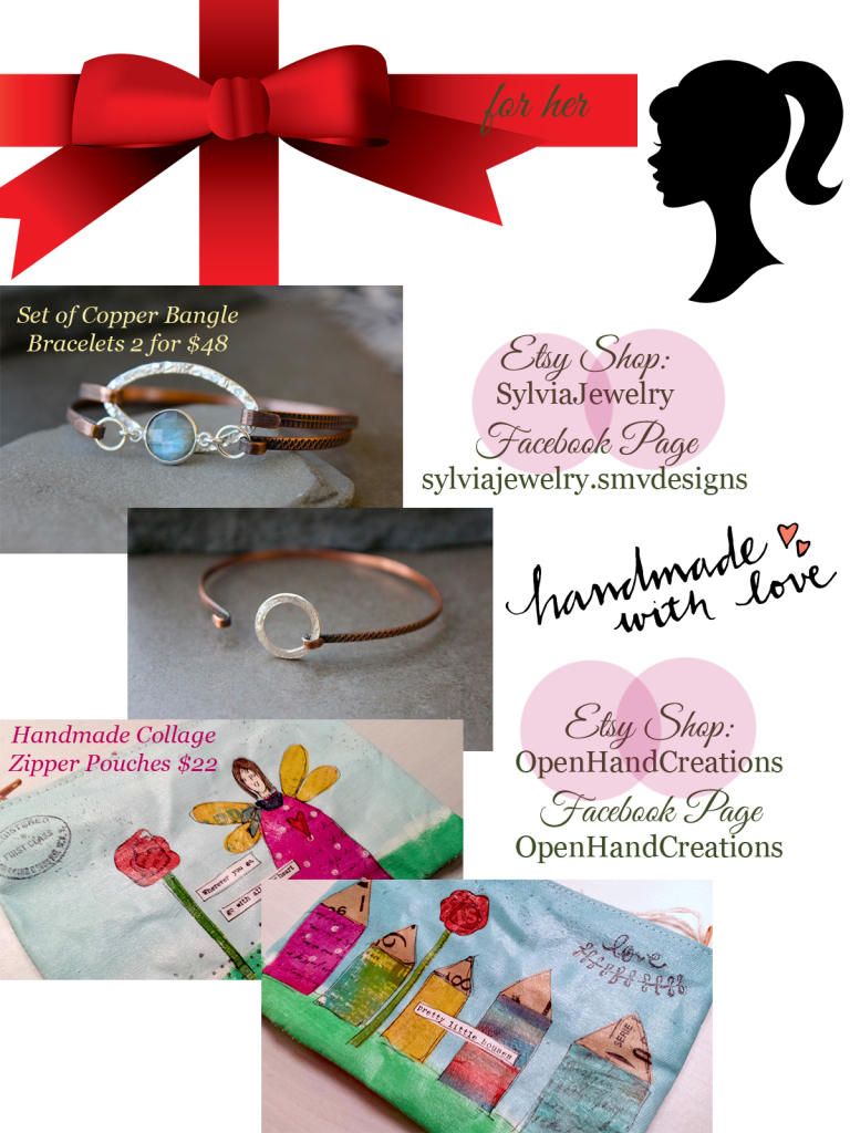 Holiday Gift Guide For Her Page1