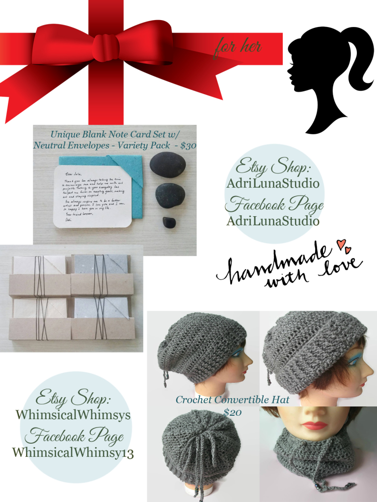 Holiday Gift Guide For Her Page2