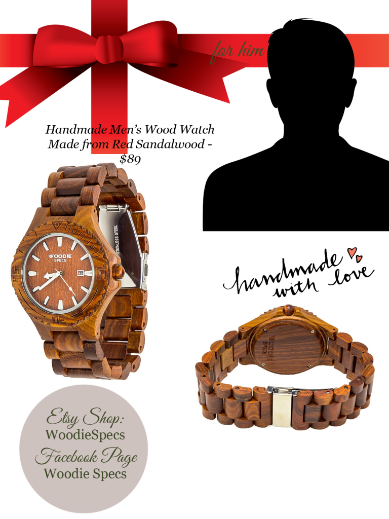 Holiday Gift Guide For Him Page1
