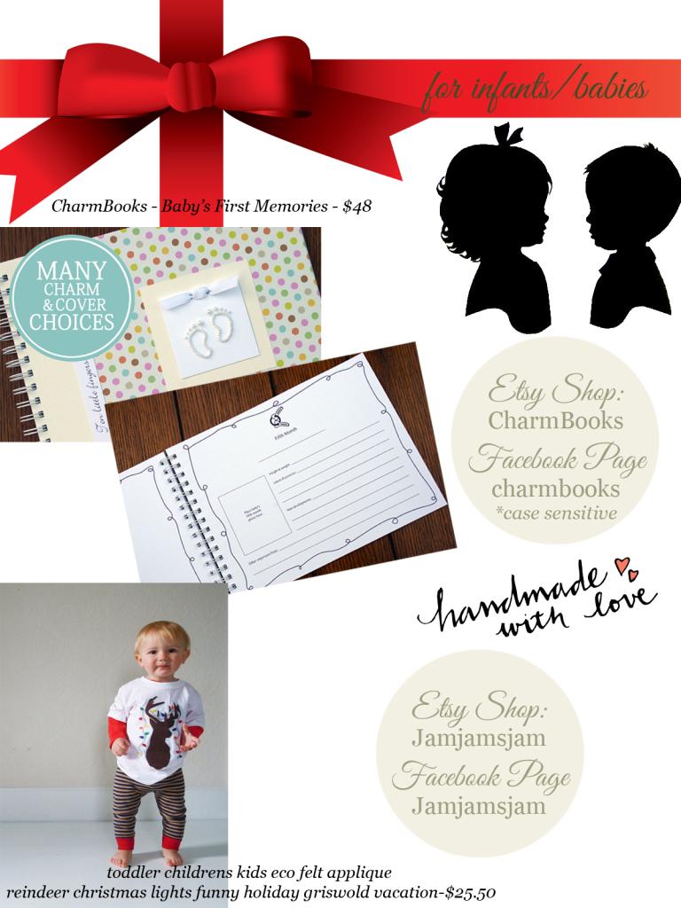 Holiday Gift Guide For InfantsBabies