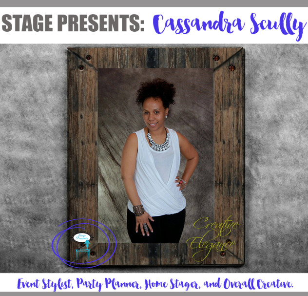Stage Presents - Fuest Interview with Event Stylist Cassandra Scully of Creative Elegance
