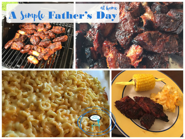 A Simple Fathers Day