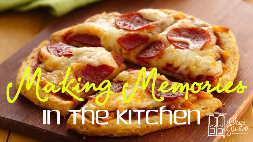 Making Memories In The Kitchen