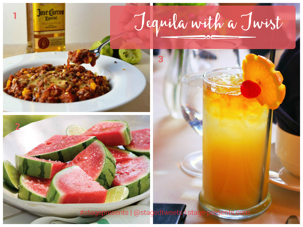 Fun friday what 39 s in your glass stage presents for Best tequila shot recipes