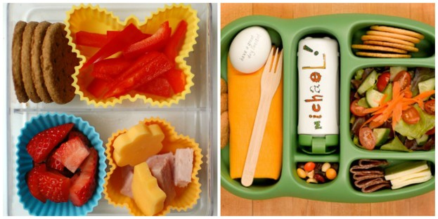 Bento Boxes - Lunch Storage Ideas