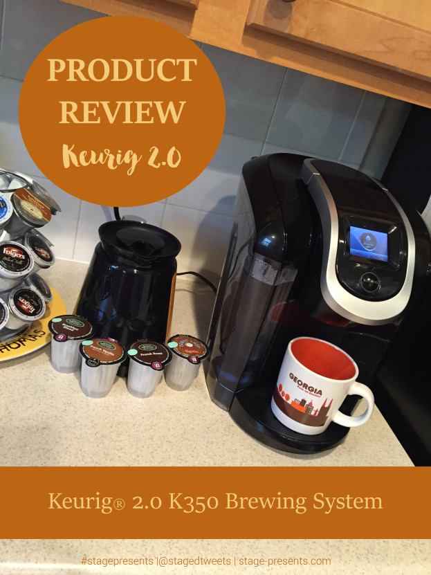 Keurig 2.0 K350 Brewing System Product Review
