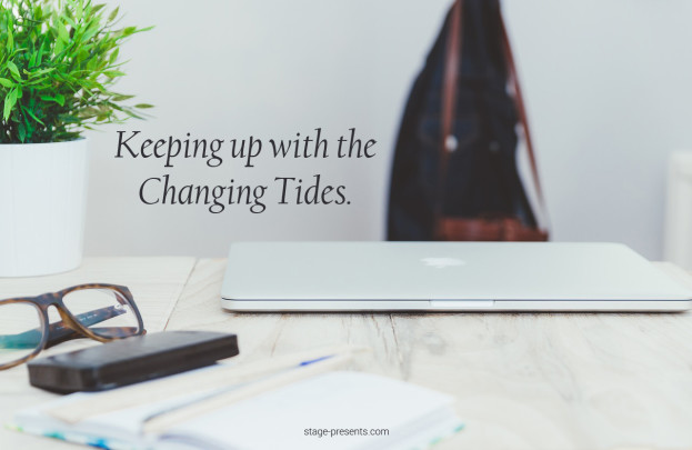 Keeping up With the Changing Tides - Returning to the Work Force