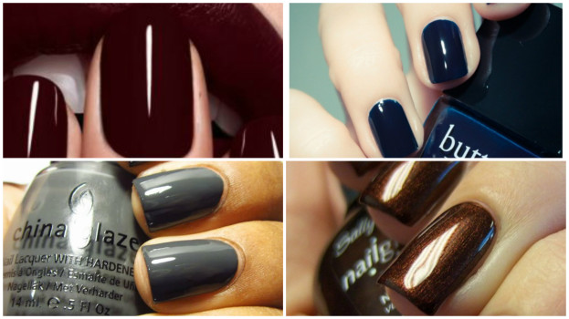 Fall Must Haves - Dark Polish - A Staple for Transitioning Seasons