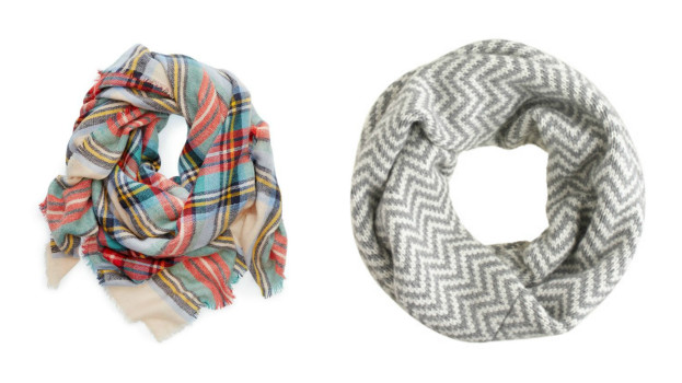 Fall Must Haves - Scarves - A Staple for Transitioning Seasons