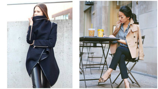Fall Must Haves - The Classic or Not So Classic Trench Coat - A Staple for Transitioning Seasons