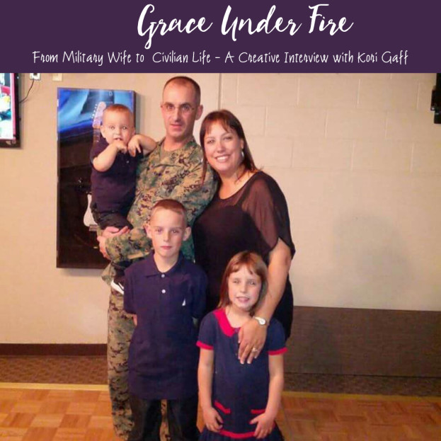 Grace Under Fire From Military Wife to Civilian Life