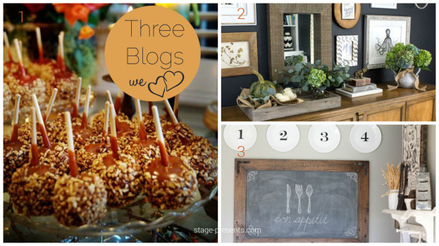 Three.. Two... One...THREE BLOGS We Love, Two Faves We Like And A Freebie