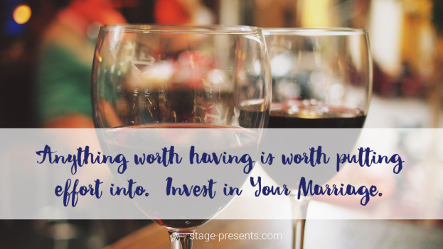 Invest in Your Marriage Quote