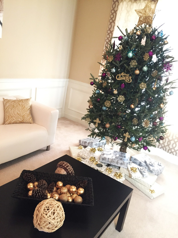 Christmas Home Tour 2015 | Decorator's Tree | Stage Presents | DIY Ideas and Christmas Decor