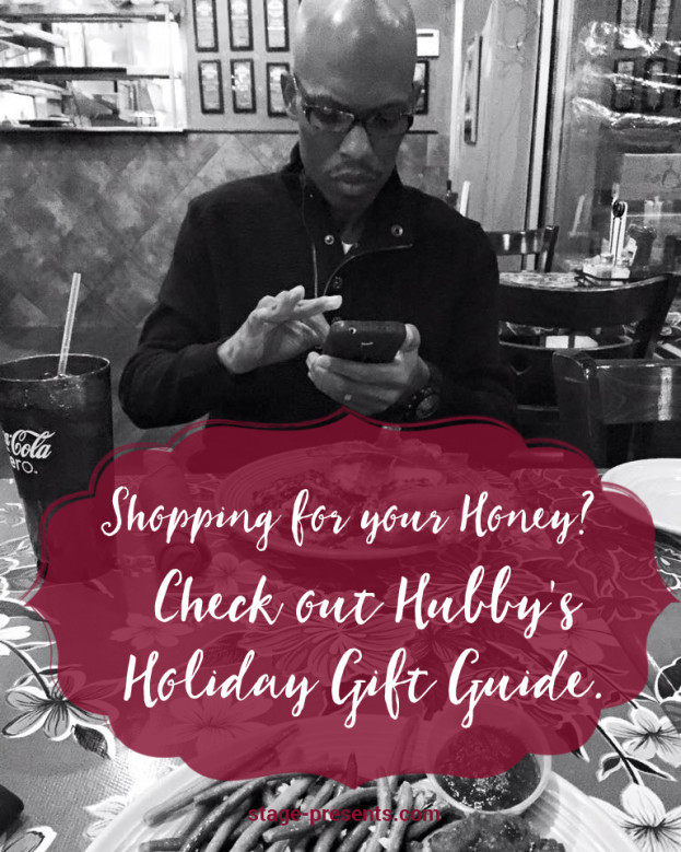 Hubby's Holiday Gift Guide HERO