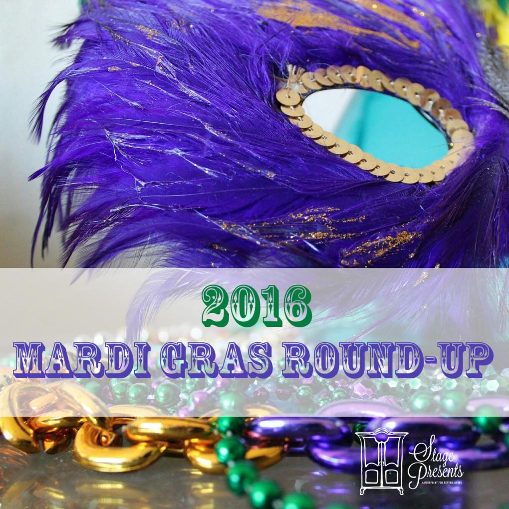 2016 Mardi Gras Round Up stage-presents.com
