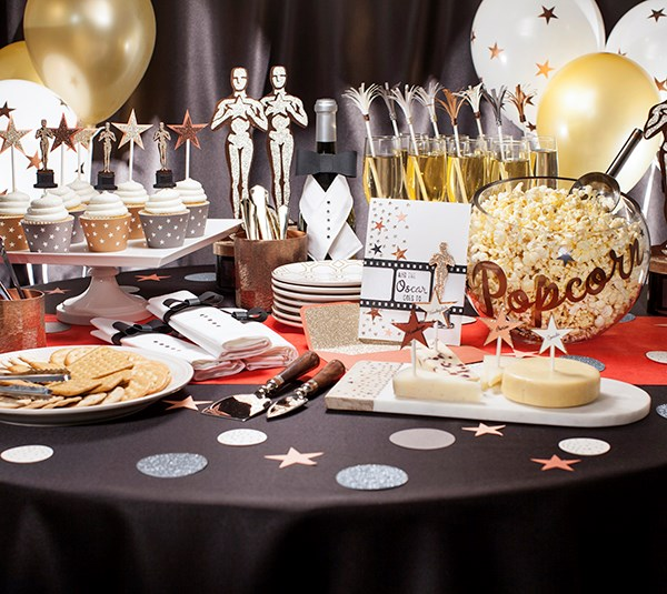 Oscar Party: Cricut Access™ Projects
