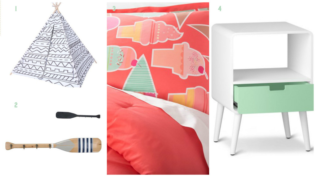 Our Favorites from the Target Pillowfort Collection Part 1