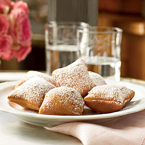 Mardi Gras Round-Up New Orleans Beignets My Recipes