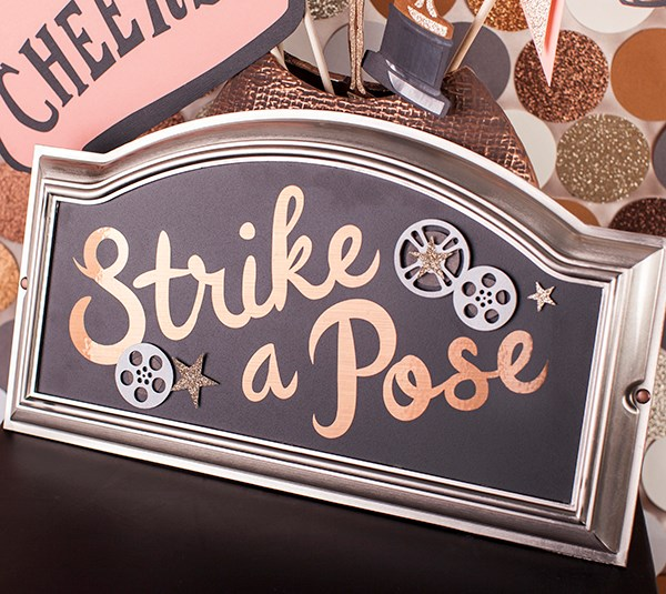 Strike A Pose: Cricut Access™ Projects