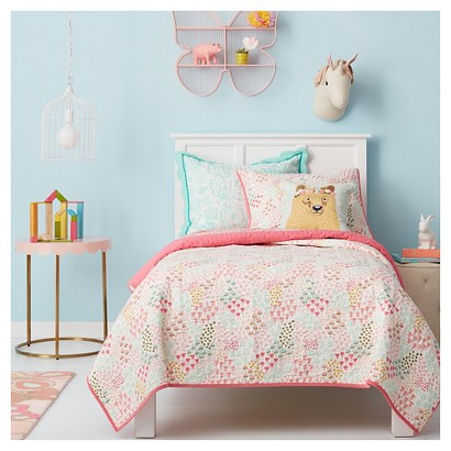 Floral Field - Target Pillowfort Collection pt.2