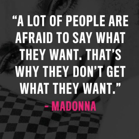 International Women's Day Quotes - Madonna
