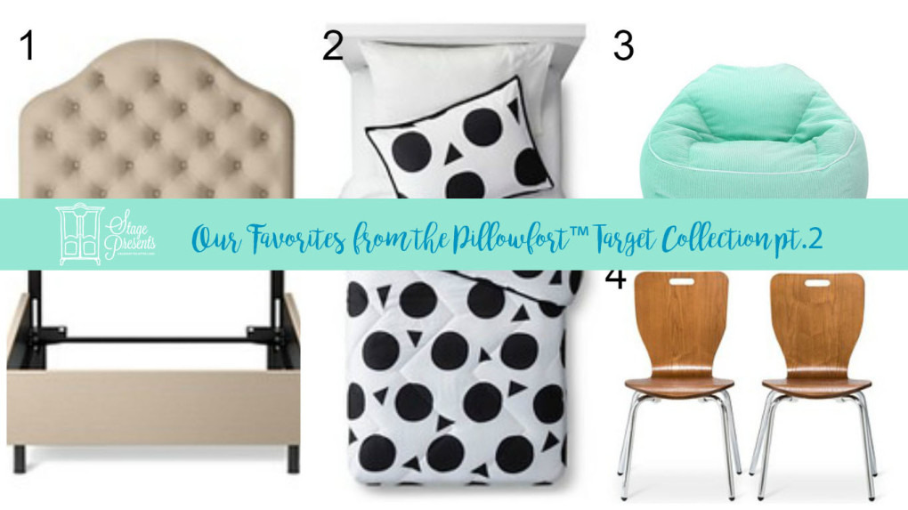 Our Favorites from the Target Pillowfort Collection pt.2