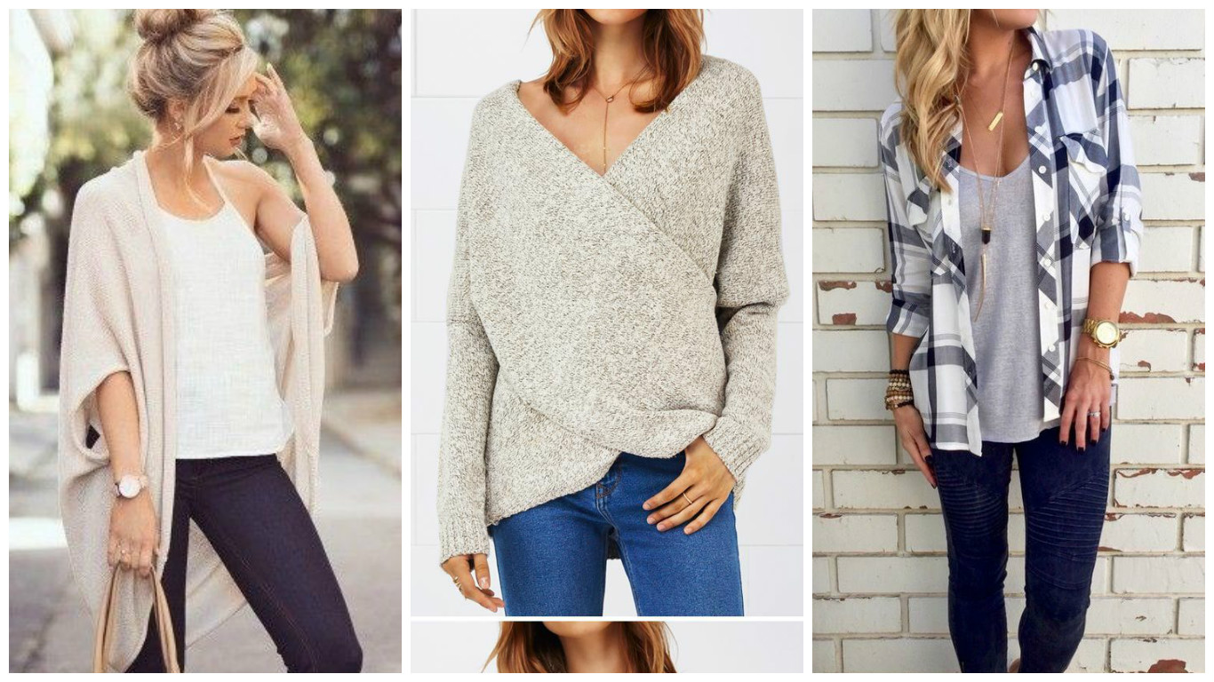 2016 Autumn Fashion Must Haves Sweaters and Tops