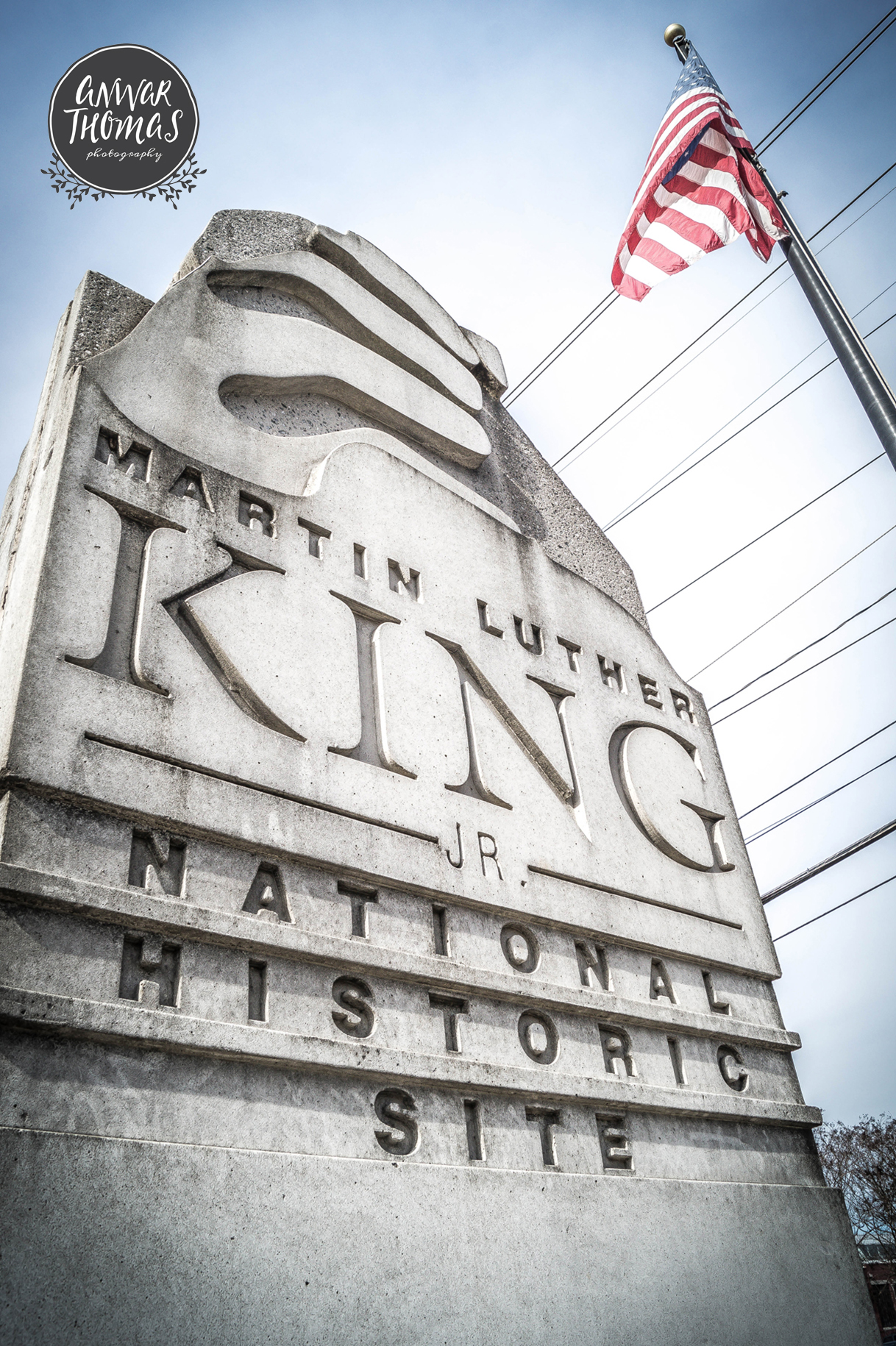 Visit to the King Center : Martin Luther King Jr. National Historic Site