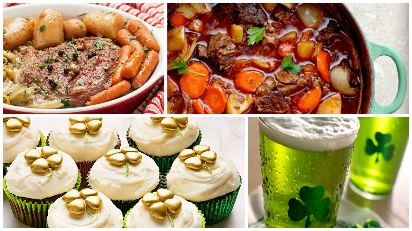 Celebrating St. Patrick's Day with Traditional Irish Recipes and Drinks