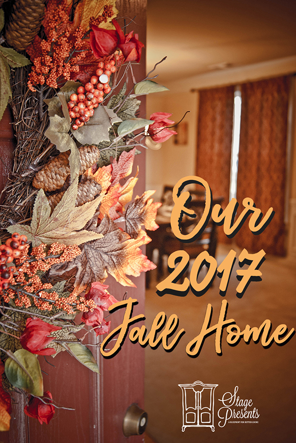 Fall Home Tour 2017