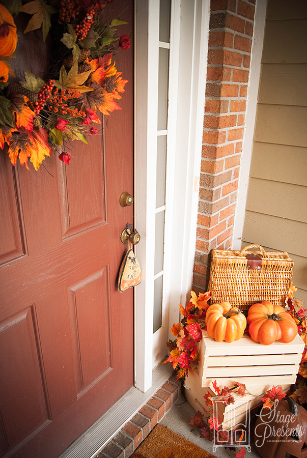 Fall Home Tour 2017: Front Porch